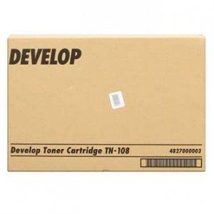 Develop oryginalny toner 4827000003. black. 16000s. TN-108. Develop D15F 4827000003