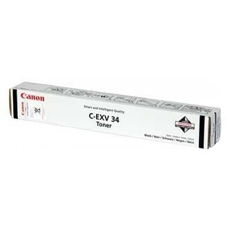 Canon oryginalny toner CEXV34. black. 23000s. 3782B002. Canon iR-C2020. 2030 3782B002