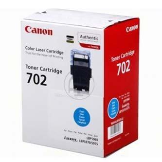 Canon oryginalny toner CRG702. cyan. 10000s. 9644A004. Canon LBP-5960 9644A004