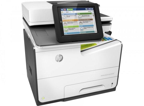 HP Urządzenie wielofunkcyjne PageWide Enterprise MPF 586dn G1W39A#B19