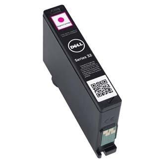 Dell oryginalny wkład atramentowy / tusz 592-11817. 9VFFV. magenta. 475s. high capacity. Dell V525W. V725W 592-11817