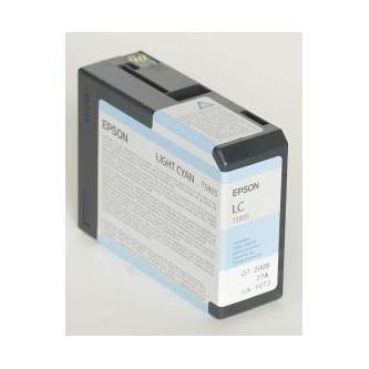 Epson oryginalny wkład atramentowy / tusz C13T580500. light cyan. 80ml. Epson Stylus Pro 3800 C13T580500