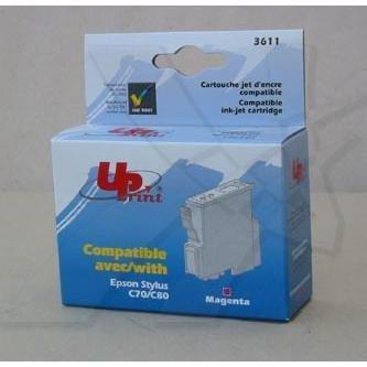 Epson oryginalny wkład atramentowy / tusz C13T032340. magenta. 420s. 16ml. Epson Stylus Color C80. C70