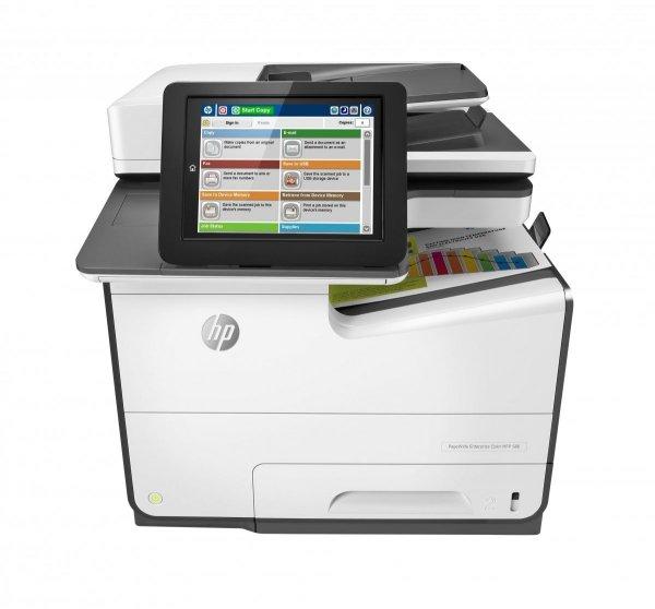 HP Urządzenie wielofunkcyjne PageWide Enterprise MPF 586f G1W40A#B19