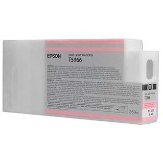 Epson oryginalny wkład atramentowy / tusz C13T596600. light vivid magenta. 350ml. Epson Stylus Pro 7900. 9900