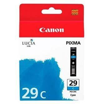 Canon oryginalny wkład atramentowy / tusz PGI29C. cyan. 4873B001. Canon PIXMA Pro 1 4873B001
