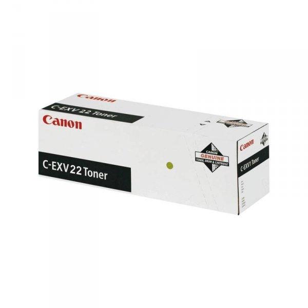 Canon oryginalny toner CEXV22. black. 48000s. 1872B002. Canon iR-5055. 5065. 5075 1872B002