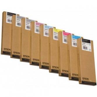 Epson oryginalny wkład atramentowy / tusz C13T606300. vivid magenta. 220ml. 745338. Epson Stylus Pro 4880 C13T606300