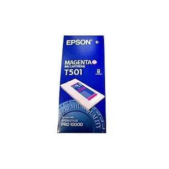 Epson oryginalny wkład atramentowy / tusz C13T501011. magenta. 500ml. Epson Stylus Pro 10000 C13T501011