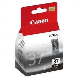 Canon oryginalny wkład atramentowy / tusz PG37. black. 220s. 11ml. 2145B001. Canon iP1800