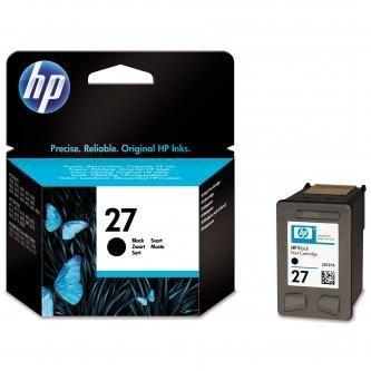 HP oryginalny wkład atramentowy / tusz C8727AE. No.27. black. 10ml. HP DeskJet 3420. 3325. 3520. 3550. 3650 C8727AE#UUQ