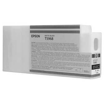 Epson oryginalny wkład atramentowy / tusz C13T596800. matte black. 350ml. Epson Stylus Pro 7900. 9900 C13T596800