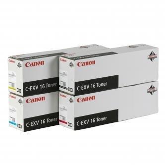 Canon oryginalny toner CEXV16. black. 27000s. 1069B002. Canon CLC-5151. 4040. 4141. 550g 1069B002