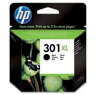 HP oryginalny wkład atramentowy / tusz CH563EE. No.301XL. black. 480s. HP HP Deskjet 1000. 1050. 2050. 3000. 3050 CH563EE