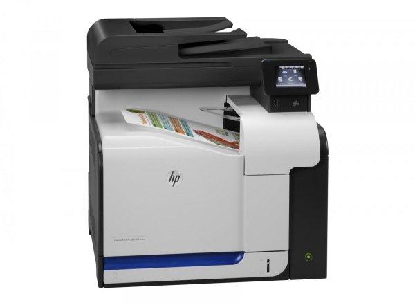 HP Urządzenie wielofunkcyjne LaserJet Pro 500 Color MFP M570dw CZ272A#B19