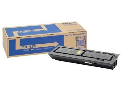 Kyocera Mita oryginalny toner TK435. black. 15000s. 1T02KH0NL0. Kyocera Mita TASKalfa 180/181/220/221 1T02KH0NL0