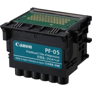 Canon oryginalna głowica drukująca PF05. black. 3872B001. ploter iPF-6300. 6350. 8300 3872B001