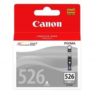 Canon oryginalny wkład atramentowy / tusz CLI526GY. grey. 4544B001. Canon Pixma  MG6150. MG8150