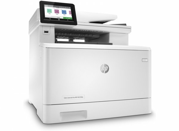 HP Urządzenie wielofunkcyjne I Color LaserJet Pro MFP M479fdn W1A79A#B19