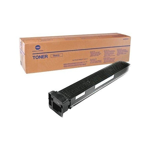 Konica Minolta oryginalny toner A0TM151. black. 45000s. TN413K. Konica Minolta Bizhub C452 A0TM151