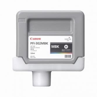 Canon oryginalny wkład atramentowy / tusz PFI302MB. matte black. 330ml. 2215B001. ploter iPF-8100. 9100 2215B001AA