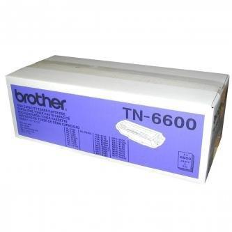 Brother oryginalny toner TN6600. black. 6000s. Brother HL-1240. 1250. 1270N. 1440. MFC-9650. 9850 TN6600