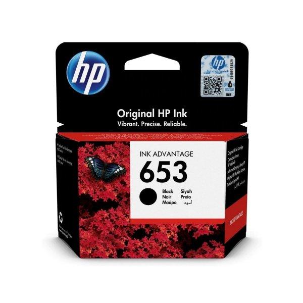 HP oryginalny ink / tusz 3YM75AE, black, 360s, HP 653, HP DeskJet IA 6000, IA PLUS 6400
