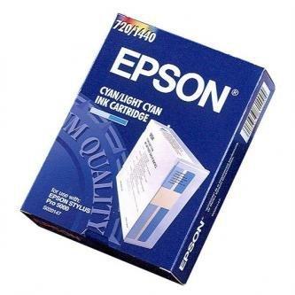 Epson oryginalny wkład atramentowy / tusz C13S020147. light cyan. Epson Stylus Color PRO 5000 C13S020147