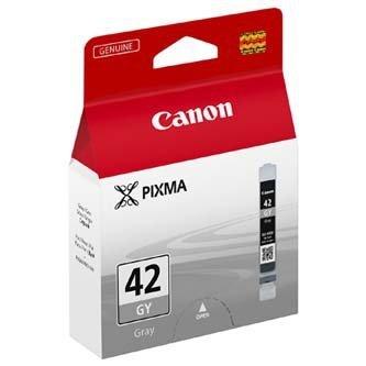 Canon oryginalny wkład atramentowy / tusz CLI-42GY. grey. 6390B001. Canon Pixma Pro-100 6390B001