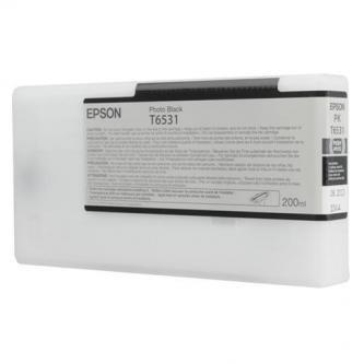 Epson oryginalny wkład atramentowy / tusz C13T653100. photo black. 200ml. Epson Stylus Pro 4900 C13T653100