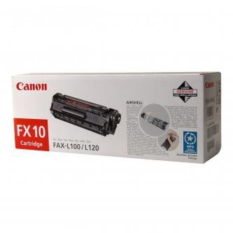 Canon oryginalny toner FX10. black. 2000s. 0263B002. Canon L-100. 120. MF-4140 0263B002