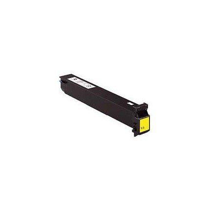 Konica Minolta oryginalny toner A0D7253. yellow. 20000s. Konica Minolta QMS Magic Color 8650 A0D7253