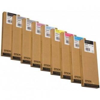 Epson oryginalny wkład atramentowy / tusz C13T606600. 74541. light vivid magenta. 220ml. Epson Stylus Pro 4800