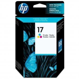 HP oryginalny wkład atramentowy / tusz C6625AE. No.17. color. 430s. 15ml. HP DeskJet 840. 843c. 845c C6625A