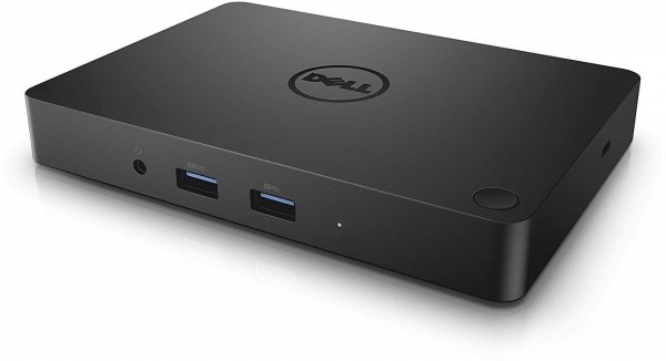 Dell Adapter Dock with 130W AC adapter - EU
