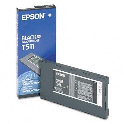 Epson oryginalny wkład atramentowy / tusz C13T511011. black. Epson Stylus Pro 10000 CF C13T511011