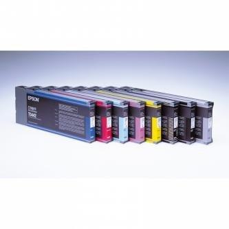Epson oryginalny wkład atramentowy / tusz C13T544400. yellow. 220ml. Epson Stylus Pro 7600. 9600. PRO 4000 C13T544400