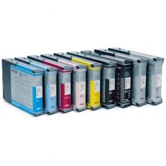 Epson oryginalny wkład atramentowy / tusz C13T605900. light light black. 110ml. Epson Stylus Pro 4800. 4880 C13T605900