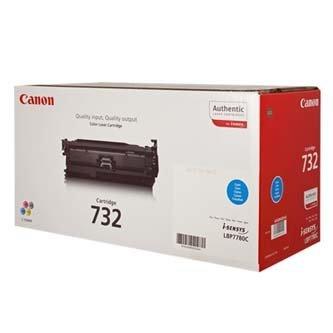 Canon oryginalny toner CRG732. cyan. 6400s. 6262B002. Canon i-SENSYS LBP7780Cx 6262B002