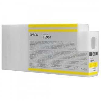 Epson oryginalny wkład atramentowy / tusz C13T596400. yellow. 350ml. Epson Stylus Pro 7900. 9900 C13T596400