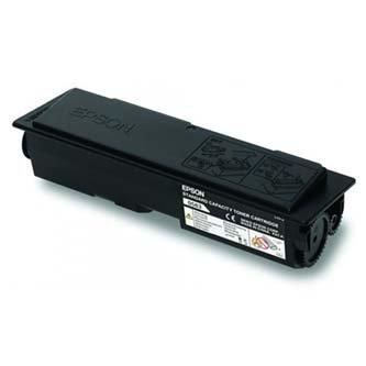 Epson oryginalny toner C13S050585. black. 3000s. return. Epson AcuLaser M2300D. 2400D. MX20DN C13S050585