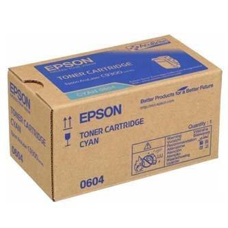 Epson oryginalny toner C13S050604. cyan. 7500s. Epson Aculaser C9300N C13S050604