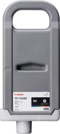 Canon oryginalny wkład atramentowy / tusz PFI702PB. photo black. 700ml. 2220B001. ploter iPF-8100. 9100