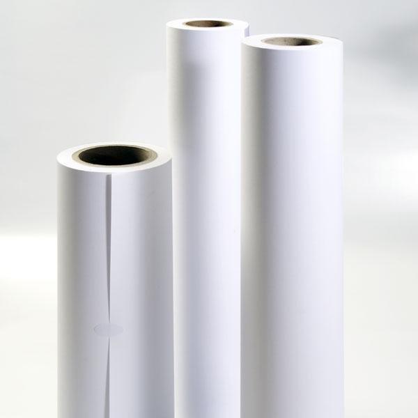Powlekany papier w roli do plotera, 914mm x 30m, 120g PPP914x30/120