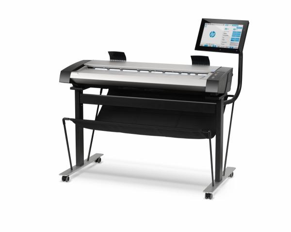 Skaner A0, HP DesignJet HD Pro G6H51B G6H51A#B19