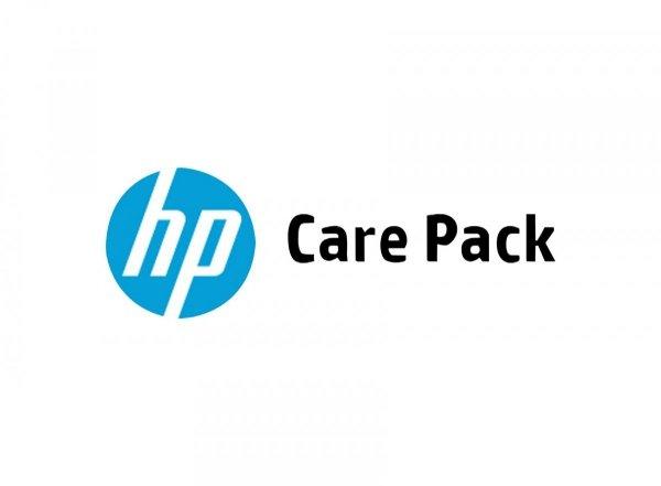 HP Polisa serwisowa eCare Pack/2y std exch OJ pro printer