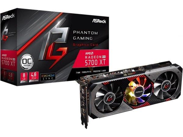 Karta graficzna Radeon RX 5700XT Phantom Gaming D 8GB OC