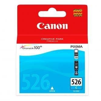 Canon oryginalny wkład atramentowy / tusz CLI526C. cyan. 9ml. 4541B001. Canon Pixma  MG5150. MG5250. MG6150. MG8150