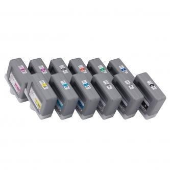 Canon oryginalny wkład atramentowy / tusz PFI301M. magenta. 330ml. 1488B001. ploter iPF-8X00. 8000S. 9X00. 9000 1488B001