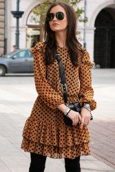 Sukienka 0259 D91 Roco Fashion